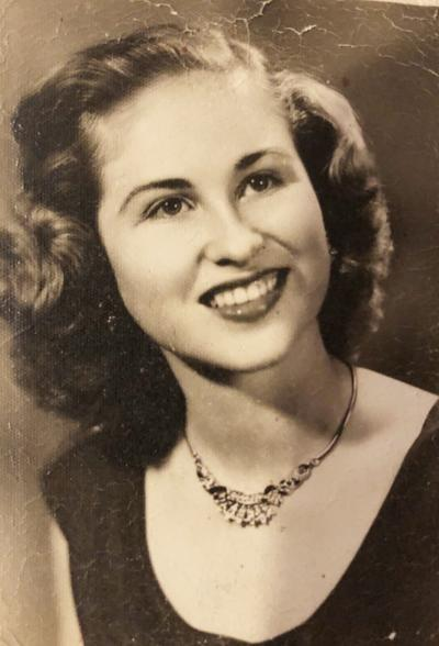In loving memory of Ruby Lee Brown Nesloney