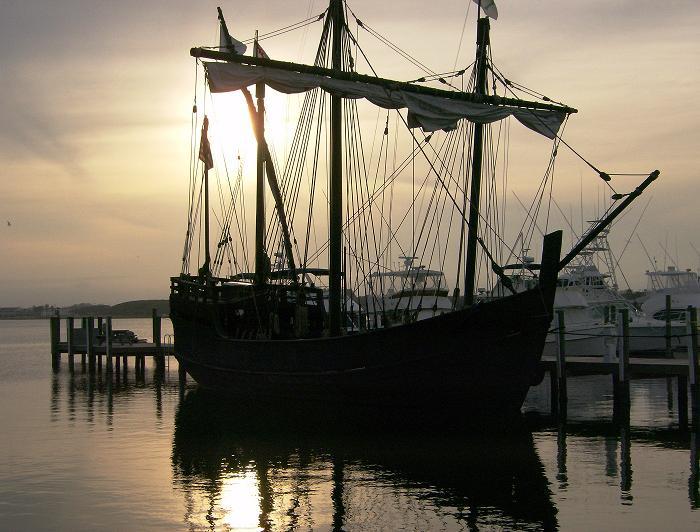 The Nina at Key Allegro Marina