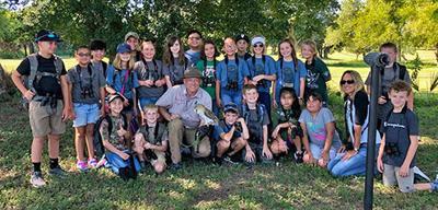 FLC birding team