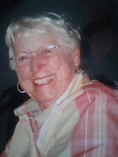 "In loving memory of Dorothy ""Doady"" Bailey Olmsted Drinkwater"