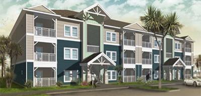 New master planned community