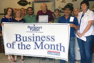 Business of Month - Alby's Seafood Market