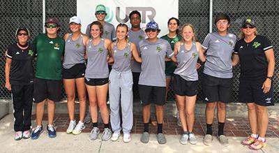 RFHS tennis team