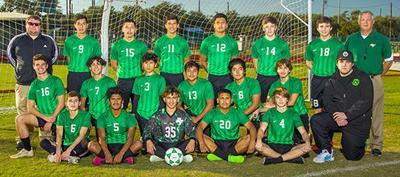 RFHS soccer team