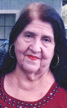 In loving memory of Anita Sanchez Cruz