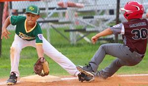Minor boys All-Stars fall in championship