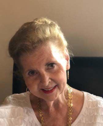 In loving memory of Cissy Garwood