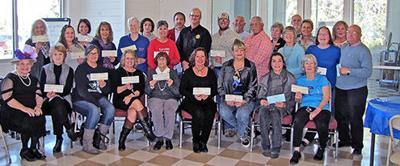 Castaways grant recipients