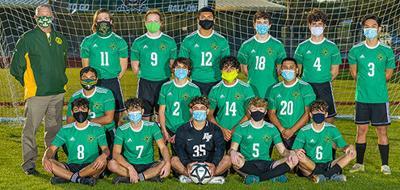 Pirate soccer team