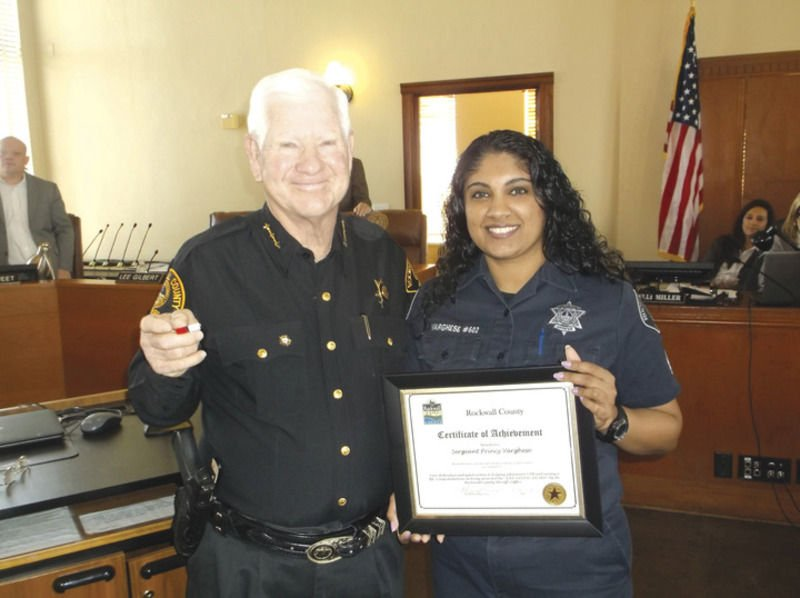 Varghese saves life, receives award | Local News ...