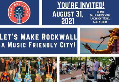 Music Friendly Community Workshop scheduled in Rockwall