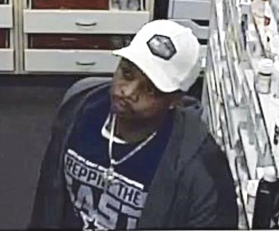 Suspect in armed robbery at Walgreens