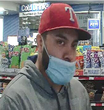 Crime Stoppers seeking theft suspect
