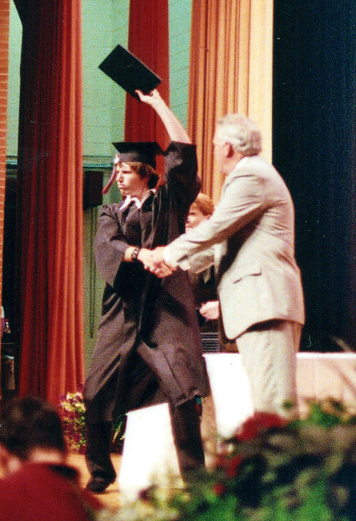 Quest happy grad