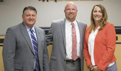 RHS new principal