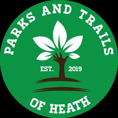 Heath parks and trails logo