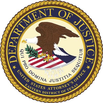 United States Attorney for the Eastern District of Texas