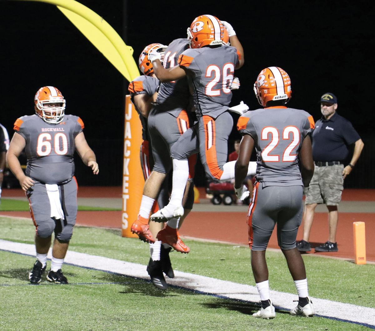 Lift up for Rockwall