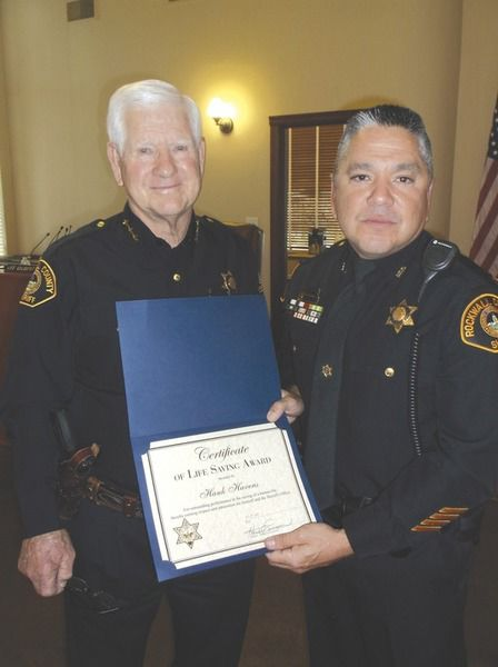 Sheriff's deputy gives life-saving tase | Local News ...