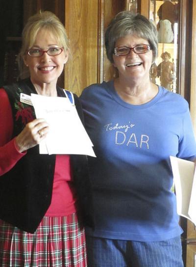 DAR assists veterans