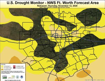 Returning to drought