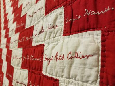 Fate 1930 Quilt