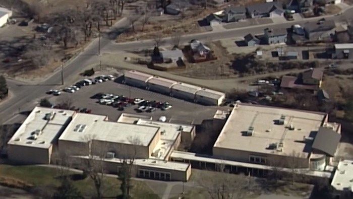 New Mexico high school shooter dead; 2 students killed