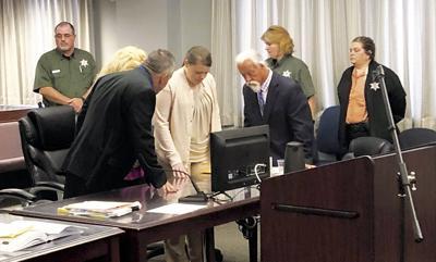 Poynter sentenced