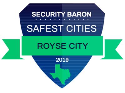 Security Baron Royse City