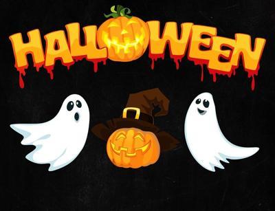 Halloween events in area