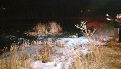 Deputy pulls boy from frozen pond in daring Christmas Day rescue