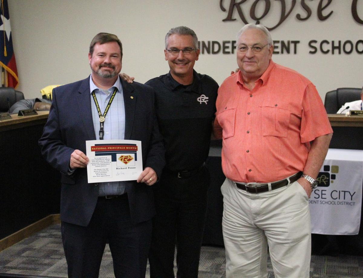 RCISD Oct. 2019 School Board Meeting
