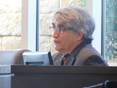 Fate Mayor Pro Tem David Billings