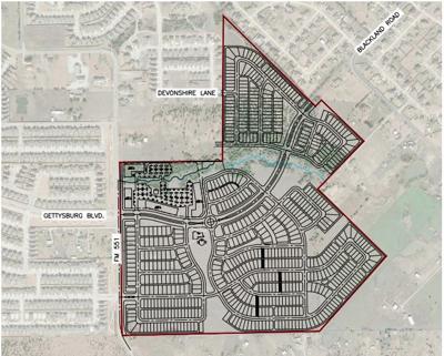 Proposed change to Williamsburg development