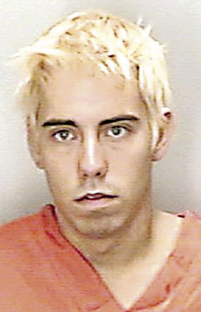 Brandon Woodruff mugshot
