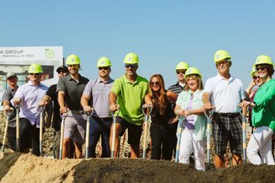 Lime Media HQ groundbreaking