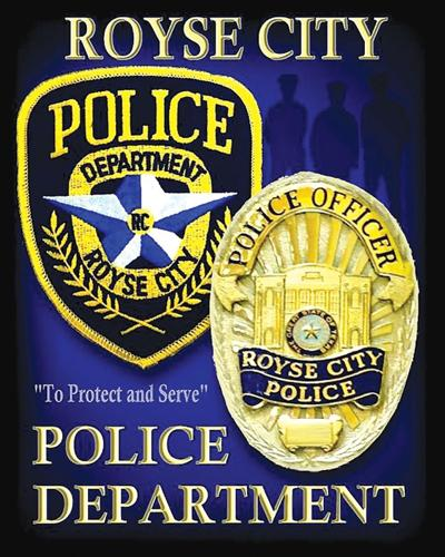 Royse City PD graphic