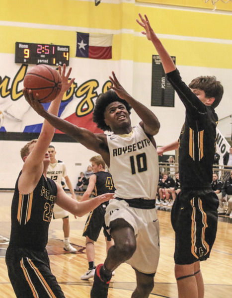 RCHS Basketball Porter