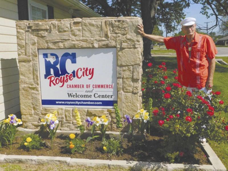 Barney Jones: Royse City's unofficial goodwill ambassador | News |  roysecityheraldbanner.com