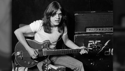 AC/DC co-founder, guitarist Malcolm Young dies