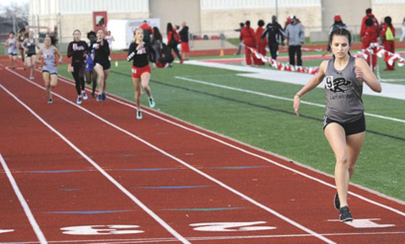 Travers running