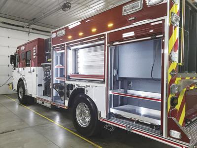 2019 RC Fire Truck