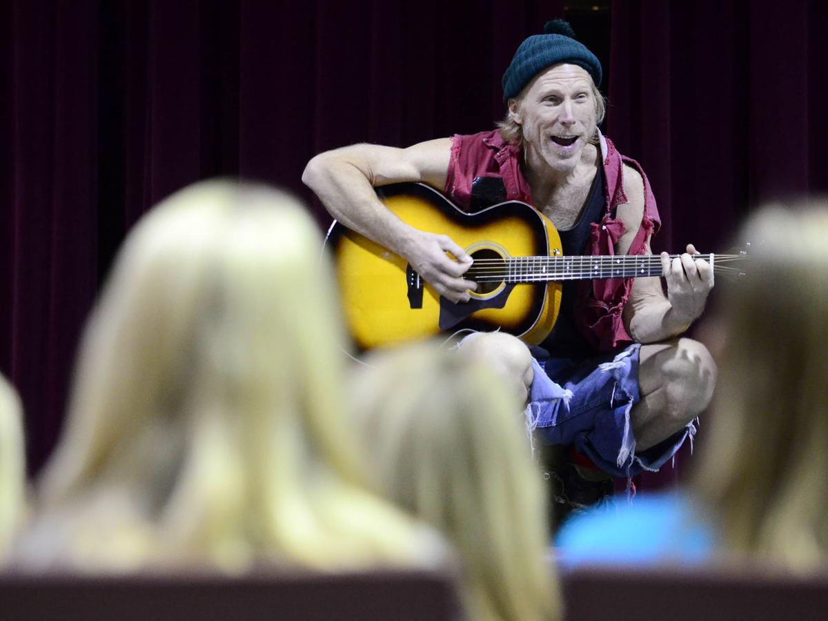 The Logger is 22: Rusty DeWees makes friends along the way