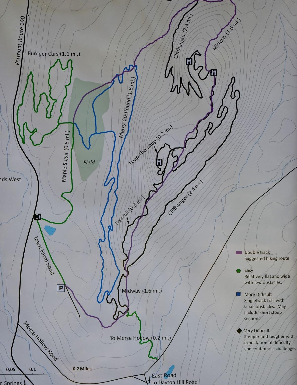 Breaking trails: Slate Valley Trails to open latest extension