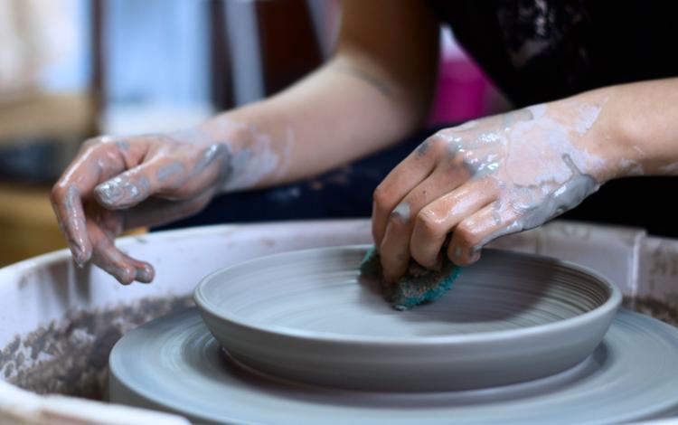 Open Studio Pottery