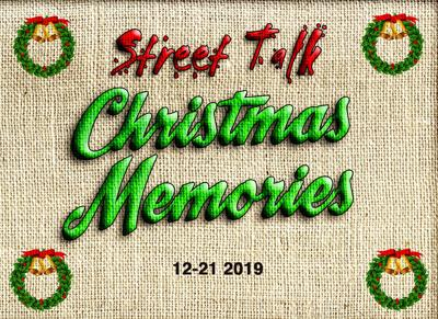 Street Talk: Christmas memories