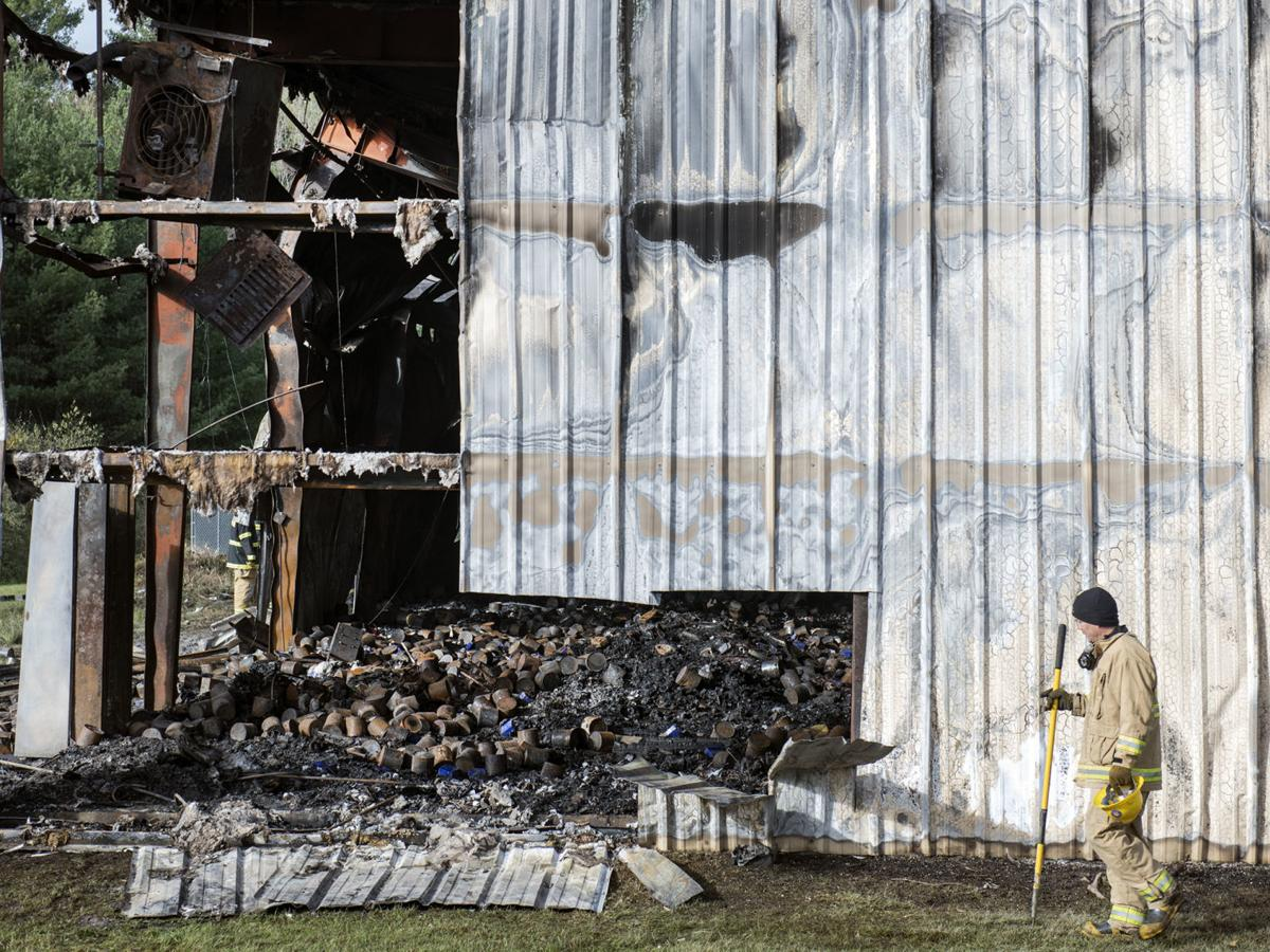 CEO: Fire won't hamper Vermont Country Store's operations