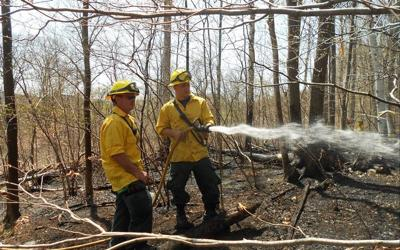 Brush fire at Pine Hill Park could have been '
