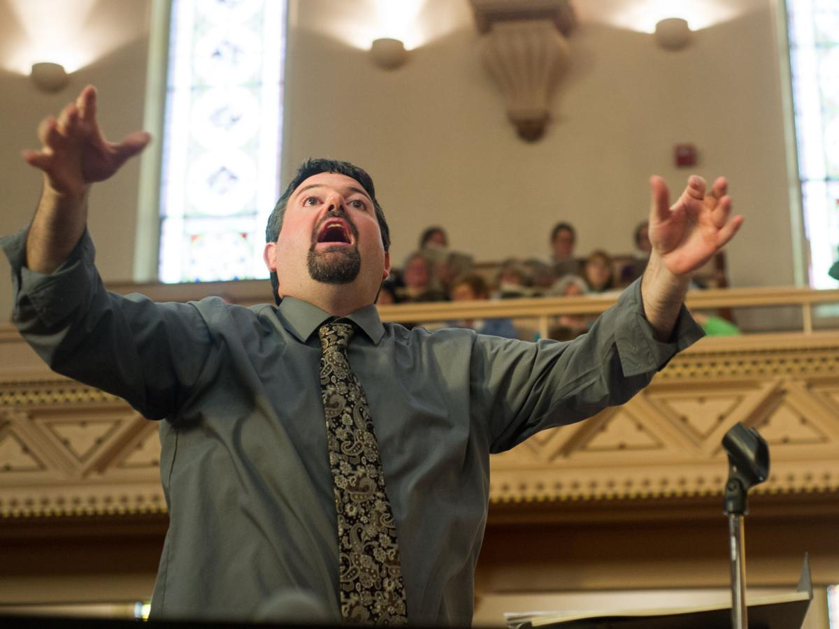 Handel's 'Messiah' goes multi-media: Grace Church reimagines a holiday tradition for COVID