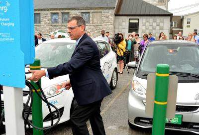 Vermonters are buying more 'green' vehicles